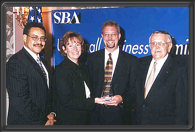 National Tibbetts Award Winner for Small Business Research Excellence - Publications